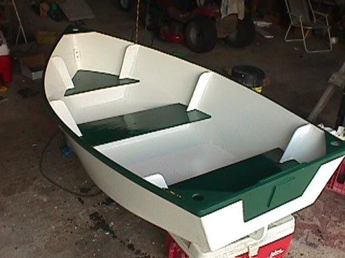 Рыбацкая лодка своими руками